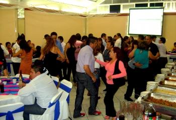 Salones para eventos sociales